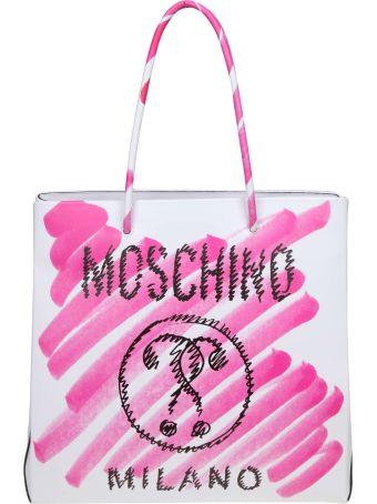 Moschino Shopping Logo Printed