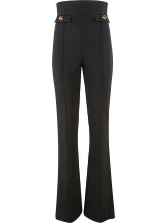 Elisabetta Franchi Celyn B. Buttoned Trousers