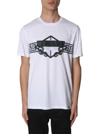 Versace Collection Round Neck T-shirt