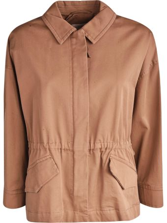 Weekend Max Mara Twill Jacket