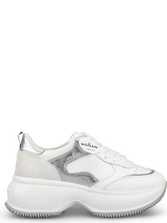 Hogan Maxi I Active White Sneakers Hxw4350bn50kjn0351