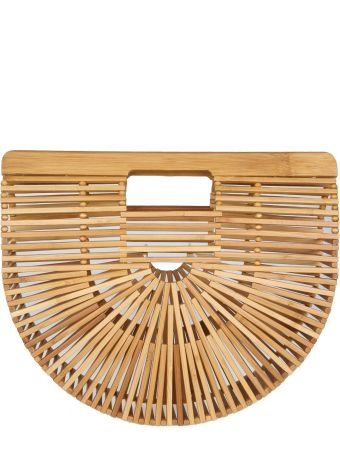 Cult Gaia Hand Bag Ark Large In Bamboo