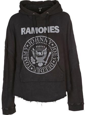 R13 Ramones Hoodie