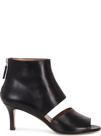 Antonio Barbato Zipped Booties