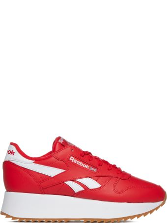 Reebok Logo Patch Sneakers