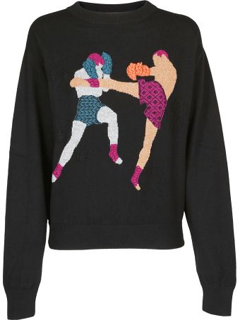 Barrie Fight Sweater