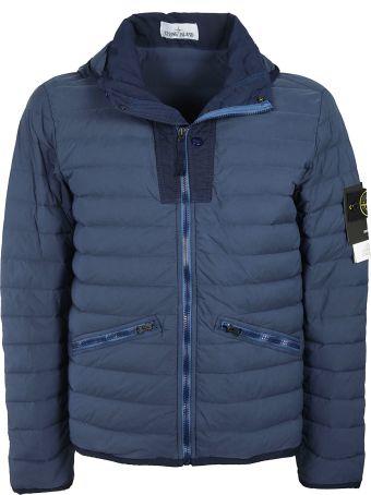 Stone Island Zip-up Padded Jacket