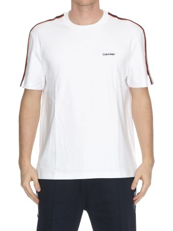 Calvin Klein Cotton Stripe T-shirt