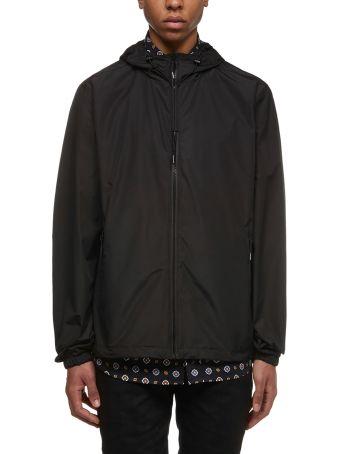 Kenzo Printed Reversible Hooded Jacket