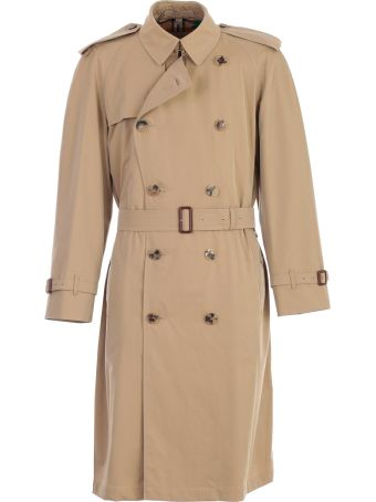 Burberry Westminster Trench Long Raglan