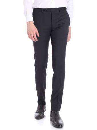 Canali Trousers Wool