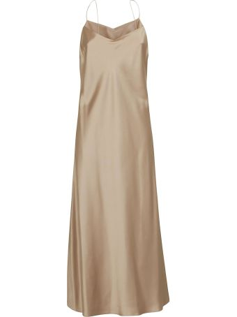 Joseph Satin Slip Dress