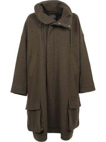 Zucca Oversize Wool Parka