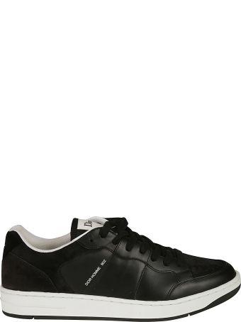 Christian Dior Perforated Toe Cap Sneakers