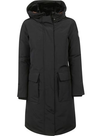Save the Duck Patch Pocket Coat