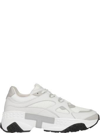 Tod's Mesh Upper Sneakers