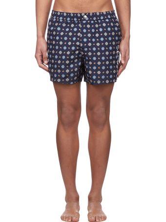 Kenzo Printed Swim Shorts