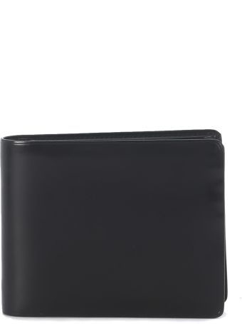 Il Bussetto Black Tuscan Leather Wallet