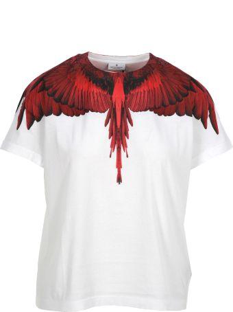 Marcelo Burlon Tshirt Wings