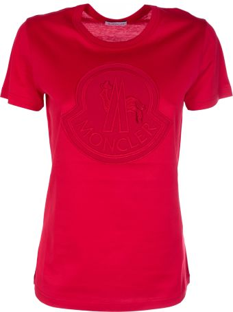Moncler Embossed Logo T-shirt