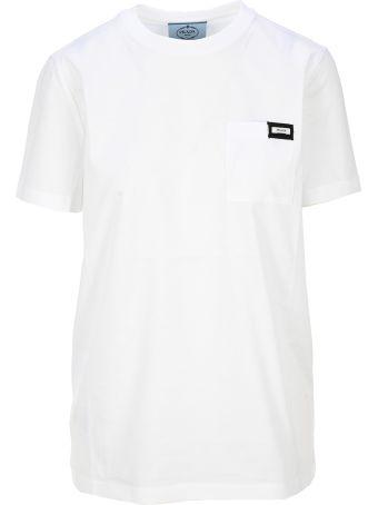 Prada Tshirt Bow