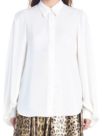 Sara Battaglia 'bishop Baloon' Shirt
