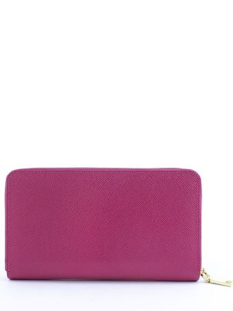 Avenue 67 Pink Leather Wallet