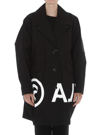 MM6 Maison Margiela Cotton Coat