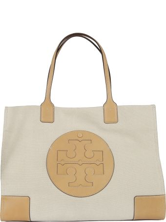 Tory Burch Classic Embroidered Tote