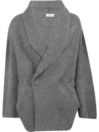 Zucca Wrap Style Cardigan