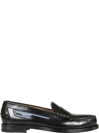 Prada Varnished Loafers