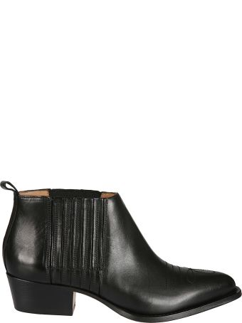Buttero Elasticated Ankle Boots