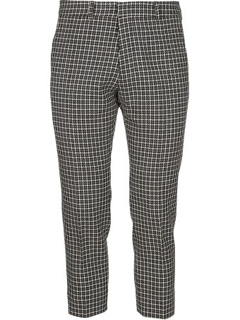 Ami Alexandre Mattiussi Houndstooth Trousers