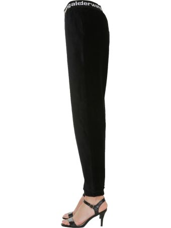 T by Alexander Wang Ribbed Trousers