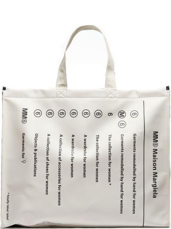 MM6 Maison Margiela Classic Brand Shopper Bag