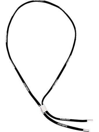 AMBUSH 'cord' Necklace