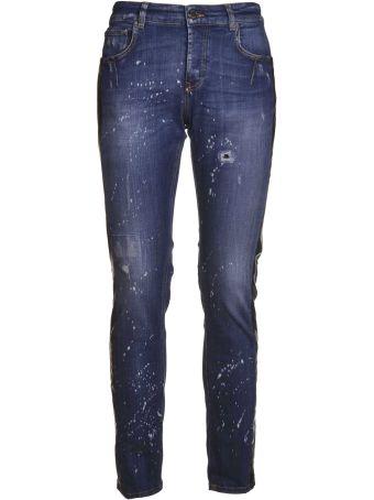 Les Hommes 5 Pocket Jeans