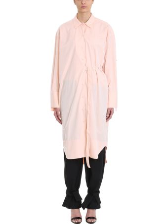Maison Flaneur Shirt Cotton Dress