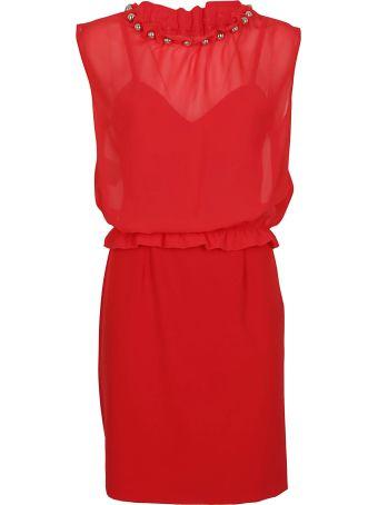 Boutique Moschino Studded Dress
