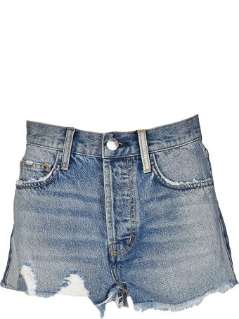 Current/Elliott Distressed Shorts