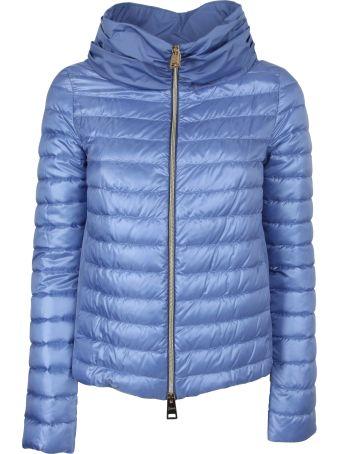 Herno Short Hooded Padded Jacket