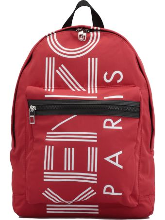 Kenzo Tech Fabric Backpack