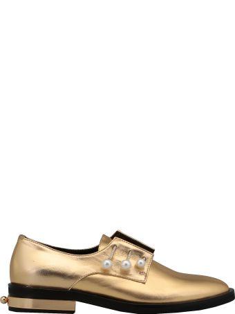 Coliac Fernanda Lace-up Shoe