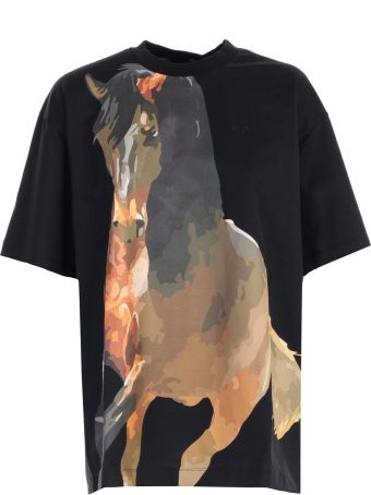 Marques'Almeida T-shirt Horse Print