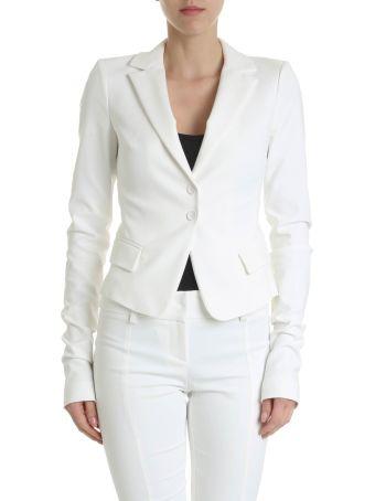 Patrizia Pepe Single Breasted Jacket