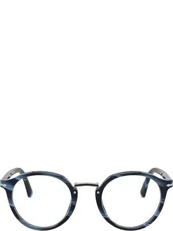 Persol Persol Po3185v Blue Horn Glasses