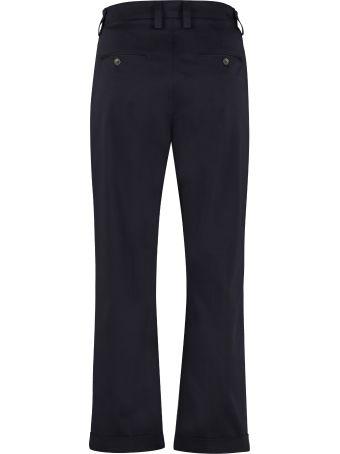 Department 5 Volt Cotton Trousers
