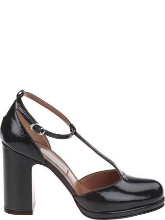 L'Autre Chose T-bar Strap Pumps