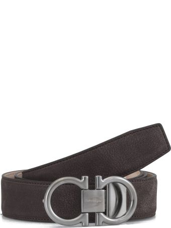 Salvatore Ferragamo Belt Leather