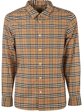 Burberry George Checked Shirt